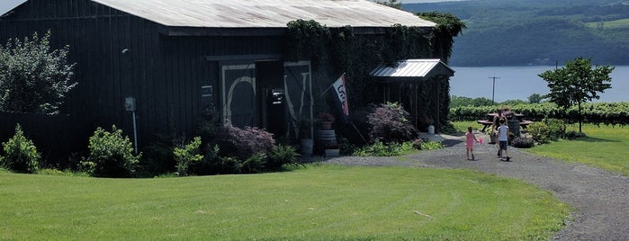 Catherine Valley Winery is one of Seneca Lake Wineries.