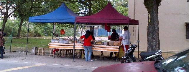 Nasi Lemak Stall is one of Makan @ PJ/Subang (Petaling) #7.