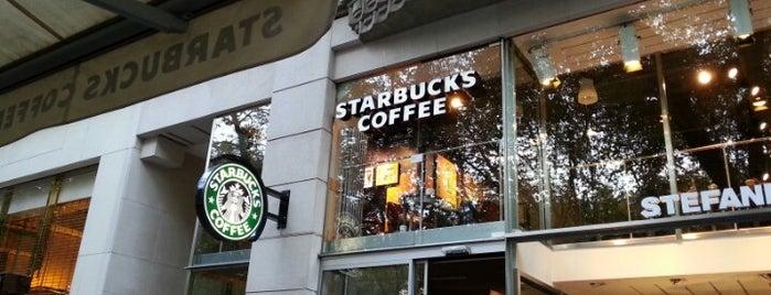 Starbucks is one of (Germany) Dusseldorf.