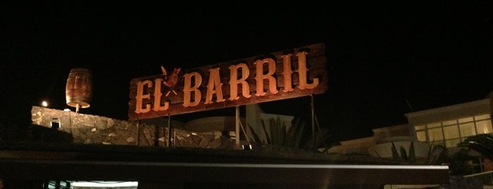 El Barril is one of Things to do.