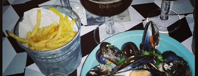 Moules & Beer is one of Restaurantes a conhecer.
