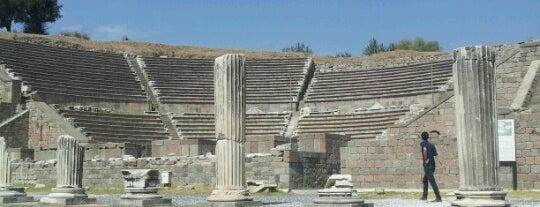 Asklepion Pergamon is one of Parchi e musei archeologici.