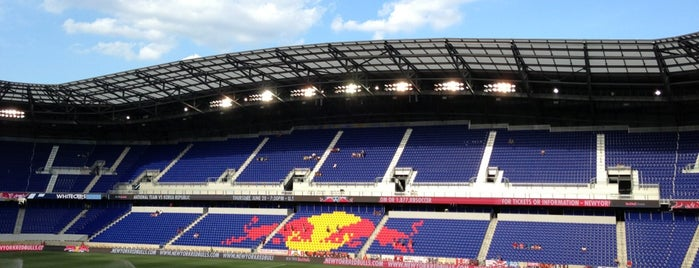 Red Bull Arena is one of SportS.