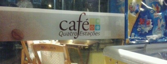 Café Quatro Estações is one of Fome.