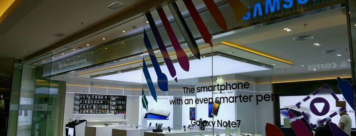 Samsung Galaxy Zone Taman Anggrek is one of Samsung.