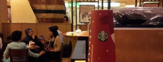 Starbucks is one of Nanda's All Favorite♥♚.