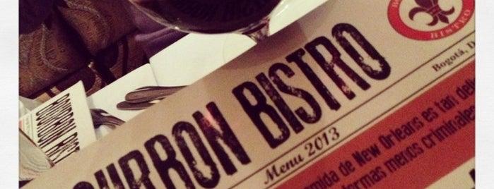 Bourbon Bistro is one of Restaurantes visitados.