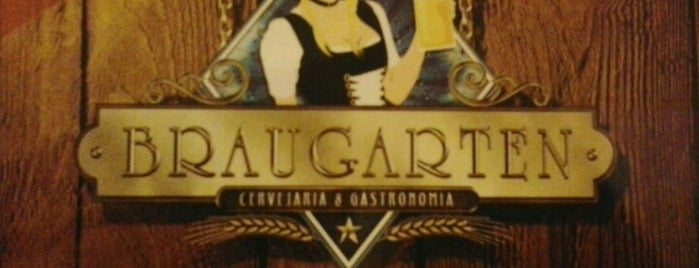 Braugarten is one of Restaurantes.