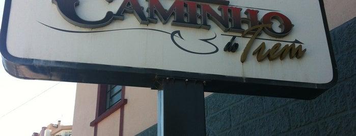 Restaurante Caminho Do Trem is one of Restaurantes.