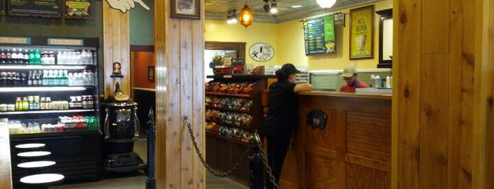 Potbelly Sandwich Shop is one of Lunch.