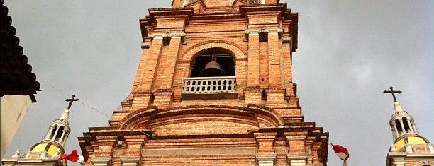 Parroquia de Nuestra Señora de Guadalupe is one of Puerto Vallarta.