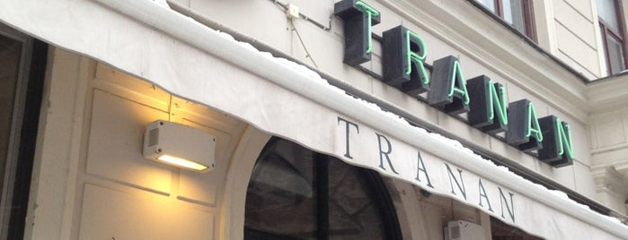 Restaurang Tranan is one of Stockholm Misc.