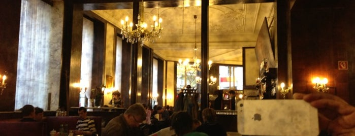 Café Ritter is one of Must-visit Cafés in Vienna.