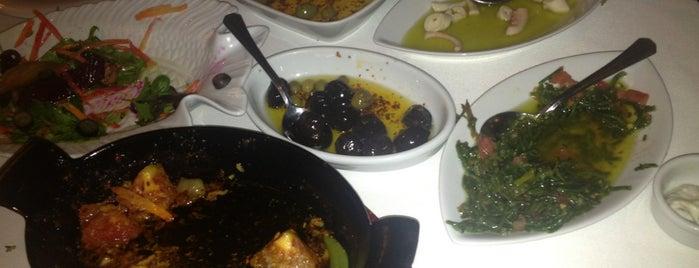 Kalkan Balık Restaurant is one of Ankara.