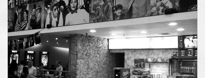 Cinema Devoto is one of Ricky Sarkany Argentina.