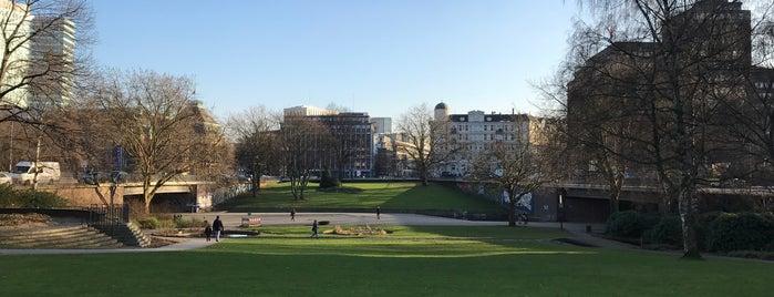 Rasenfläche Sievekingsplatz is one of Alles in Hamburg.