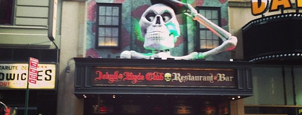 Jekyll & Hyde Club | Restaurant & Bar is one of To Do.