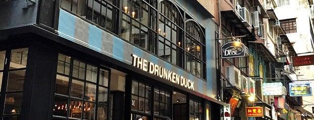The Drunken Duck is one of Hong kong.