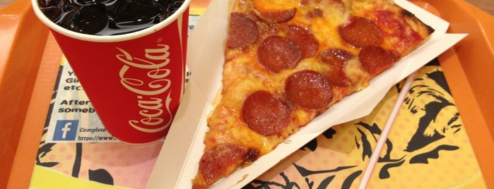 The Manhattan Pizza Company is one of Best Makan.