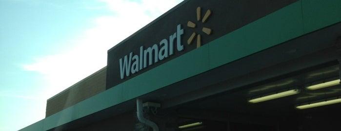 Walmart Neighborhood Market is one of frequently visiting.