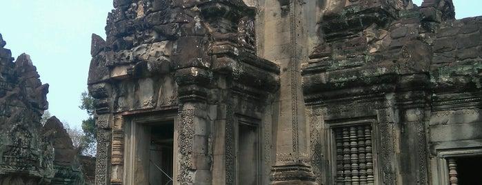 Banteay Samre is one of Siem Reap Sep2012.