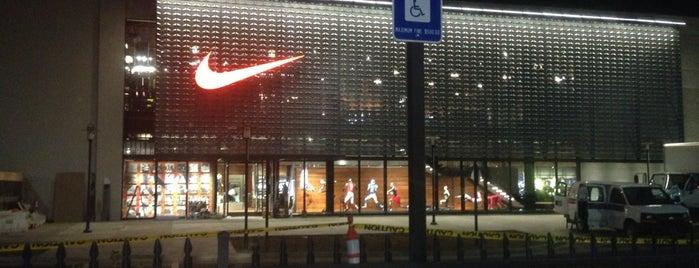Nike Store is one of Top 10 favorites places in Atlanta Ga.
