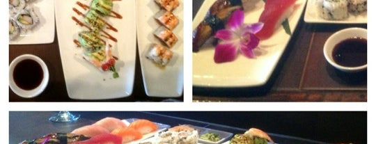 Soma Sushi is one of Katharine Shilcutt's Top 100 2011.