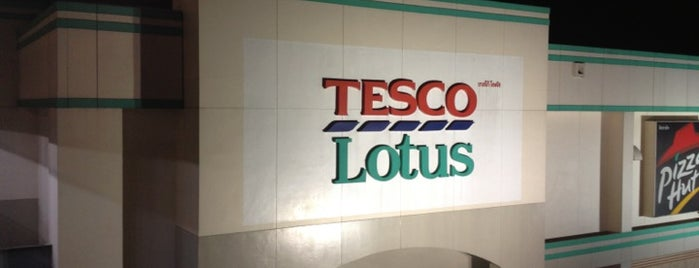 Tesco Lotus is one of All-time favorites in Thailand.