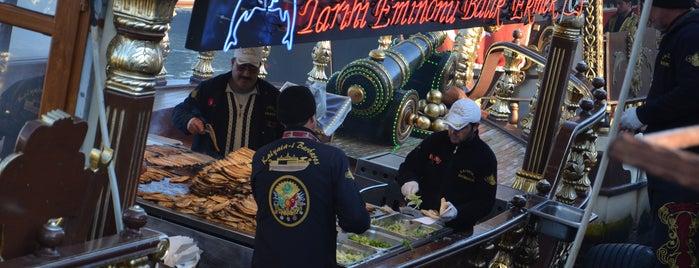 Tarihi Eminönü Balık Ekmek is one of The Best of Istanbul by a Foreign Istanbulite.