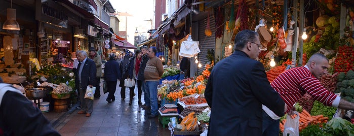 Kadikoy Fish Bazaar is one of The Best of Istanbul by a Foreign Istanbulite.