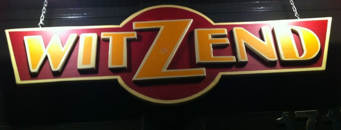 WitZend is one of SoCal Shops, Art, Attractions.