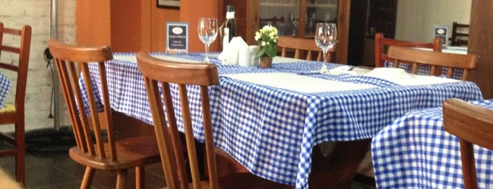 Il Piatti is one of Restaurantes.