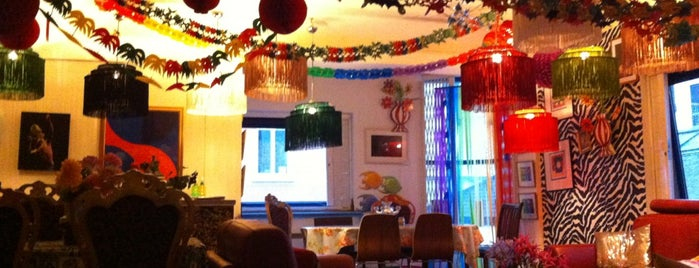Foam Café & Gallery is one of The 15 Best Cozy Places in Dublin.