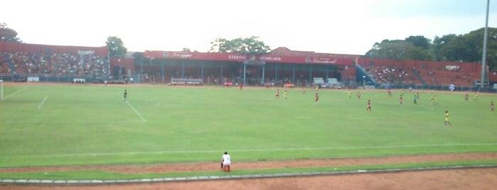 Stadion Brawijaya is one of Best places in Kediri, Indonesia.