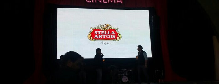 Cinema Stella is one of Mexico.