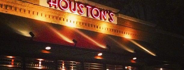 Houston's Restaurant is one of My Favorite restaurants :).