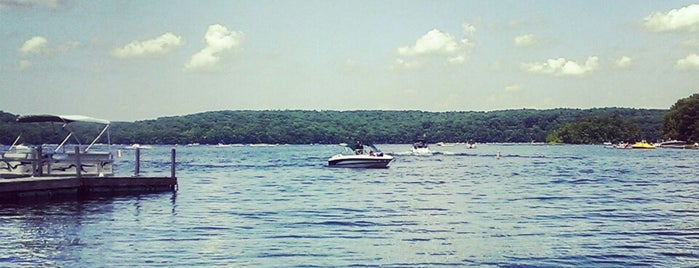 Lake Wallenpaupack is one of to do list.