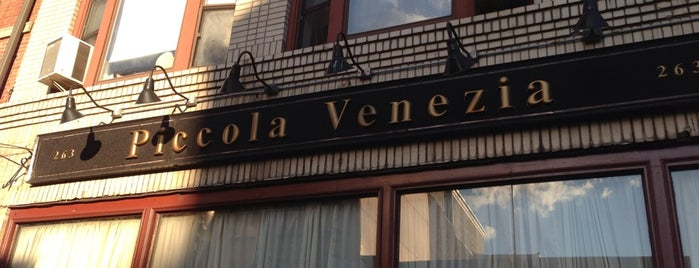 Piccola Venezia is one of Boston.