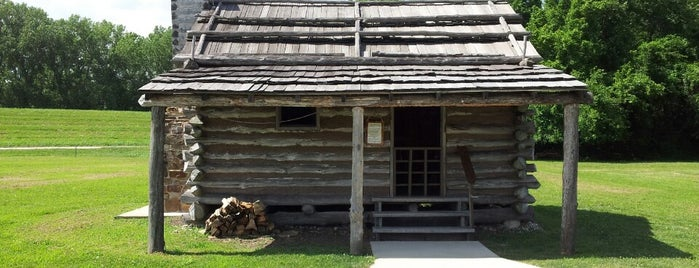 Lewis & Clark State Historic Site is one of Illinois: State and National Parks.