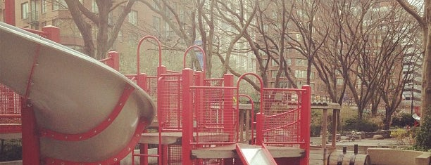 Washington Market Park is one of Best Spots for Kids - NYC.