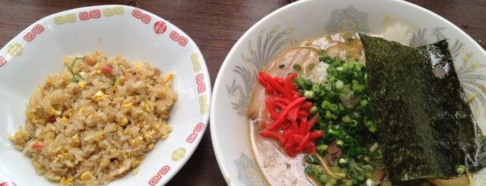 麺屋ちくぜん is one of らめーん(Ramen).