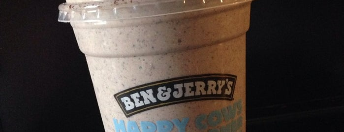 Ben & Jerry's is one of Las Vegas extended.