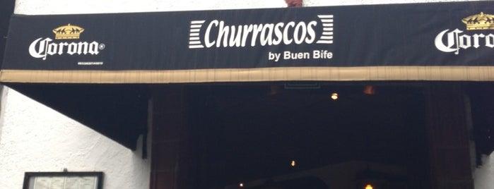 Churrascos (Buen Bife) is one of Por Visitar.