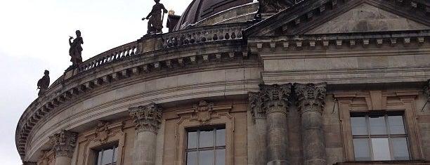 Bode-Museum is one of Berlin.