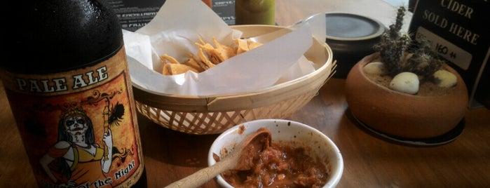 THE MEXICAN Bar & Restaurant is one of Eat n drink.