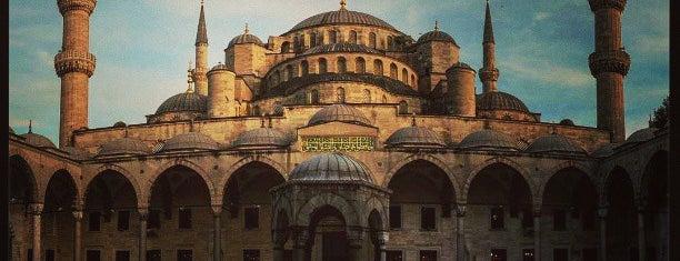 Süleymaniye Camii is one of Istanbul.