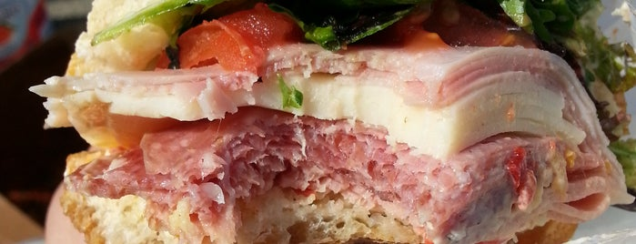 Lucca's Delicatessen is one of Favorite Food.