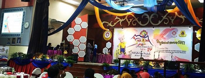 Maktab Rendah Sains MARA is one of Learning Centers,MY #5.