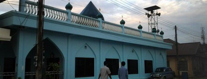 มัสยิดยารีหย๊ะ บ้านคลองลึก is one of มัสยิด, บาลาเซาะฮฺ, สถานที่ละหมาด.