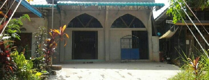 Nuraldin Mosque is one of มัสยิด, บาลาเซาะฮฺ, สถานที่ละหมาด.